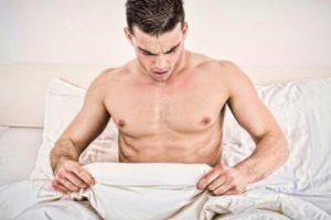 Nočná erekcia ranná erekcia